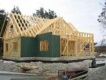 Строительство каркасных домов, в Коломне