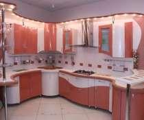 Кухни из пластика на площадь от 7 метров, в Нижнем Новгороде
