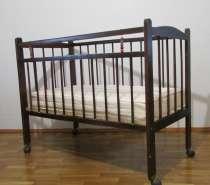Детская кроватка с матрасиком, в г.Севастополь