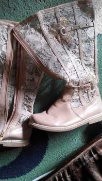 Продам весенне- осенние сапожки 34 размер, в г.Мариуполь