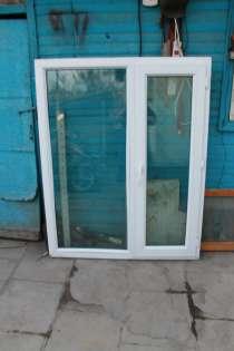 Продам пластиковое окно б/у в хорошем состоянии, в г.Талдыкорган