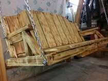 Качели из дерева, в Тольятти
