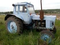 Трактор МТЗ-80, в Казани