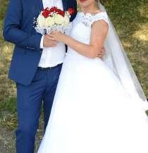 Белое свадебное платье, в г.Минск