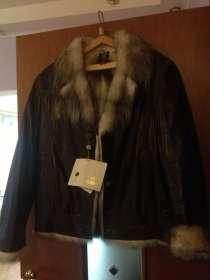 Куртка зимняя мужская на меху, в Тольятти