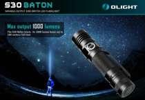 Фирменный фонарь Olight S30 Baton Olight S30 Baton, в Ейске