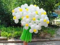 Цветы из шариков. Букеты из шаров. ЗАКАЗАТЬ!!!!, в Москве