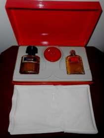 Винтажный парфюмерный набор Олимпиада-80, в Иванове