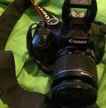 Фотоаппарат Canon 600 D, в Череповце