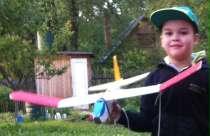 Самолетик летающий, в г.Самара