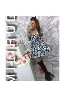 Платье с пышной юбокой артикул - Артикул: Ам9242-3, в Ставрополе