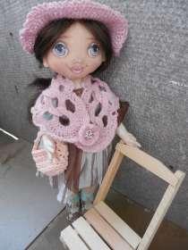 Кукла текстильная ручной работы Лёка!, в Ейске