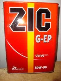 """Масло """"ZIC-80W90-4L"""" трансмиссионное, в г.Гомель"""