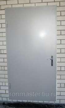 Металлические двери, в Барнауле