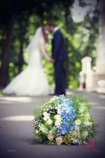Оформление свадеб, мероприятий цветами, флористика, в Москве