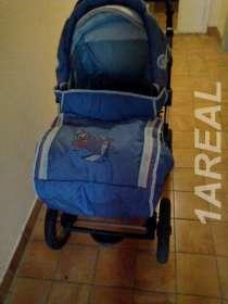 Продаю детскую коляску, в Химках