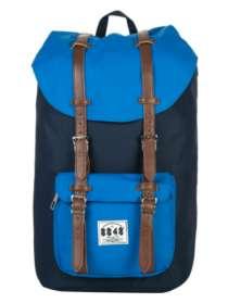 Рюкзак городской 8848 для ноутбука синий касный, в г.Запорожье