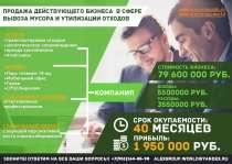 Бизнес в сфере вывоза и утилизации отходов, в Кемерове