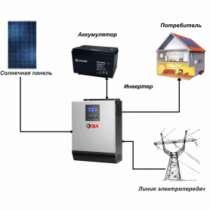 Солнечные электростанции, в Краснодаре