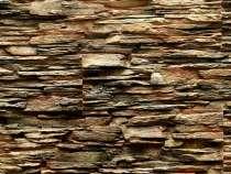 Форма для декоративного камня, Мелкий сланец 0,24м2, в Ростове-на-Дону