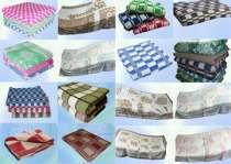 Продам оптом полушерстяные и байковые одеяла, в Иванове