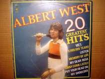 Пластинка виниловая Albert West - 20 Greatest Hits, в Санкт-Петербурге