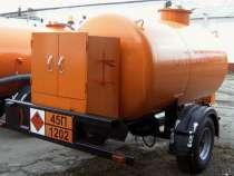 Тракторая топливозаправочная полуприцеп-цистерна ЛКТ-5ТЗ, в Пензе