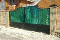 Ворота, заборы, в Перми