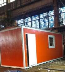 Вагончики, бытовой, блок модуль, на санях, от производителя, в Красноярске