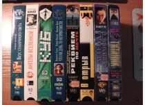 Видеокассеты с фильмами, в Мурманске