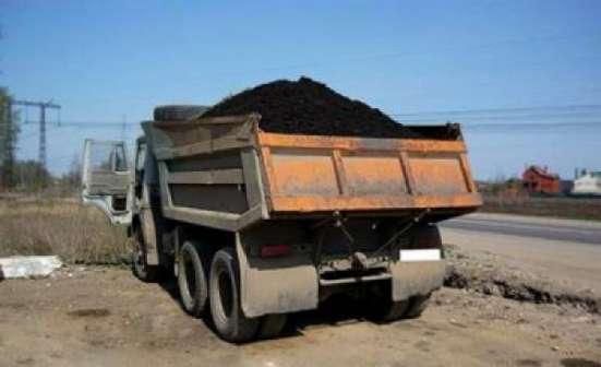 Доставка песка, щебня, земли в г. Щербинка Фото 1