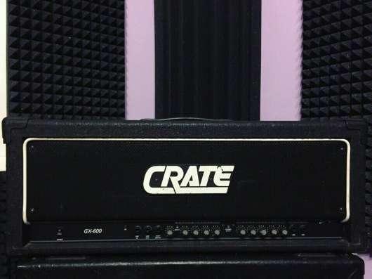 Гитарный усилитель Crate
