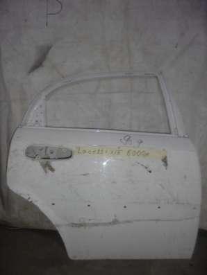Задняя правая дверь Chevrolet Lacetti
