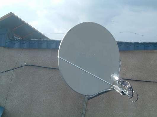 Комплект спутникового ТВ в Ростове-на-Дону Фото 4