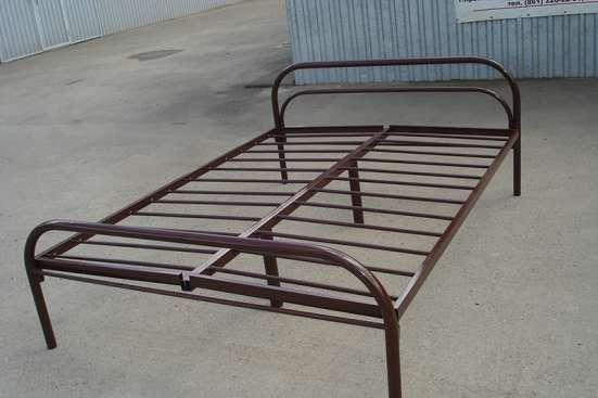 Кровати для гостиниц, дома и санитарий : металлические