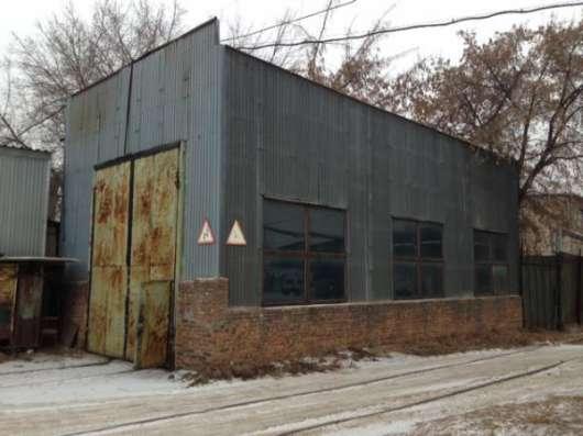 Продажа. Здание 100 кв.м. (склад, производство, гараж) в г. Самара Фото 1