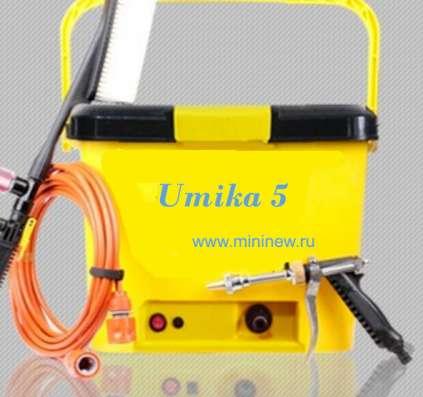 Мини-мойка UMIKA-5 12вольт, от прикуривателя автомобиля