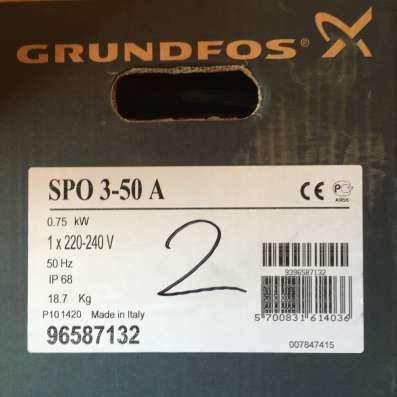 Колодезный насос GRUNDFOS SPO 3-50 A