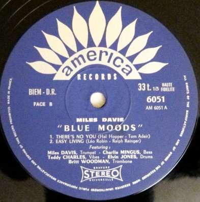Miles Davis - Blue Moods в Санкт-Петербурге Фото 2