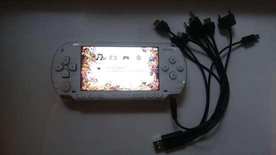 Sony PSP белая прошитая в Мытищи Фото 1