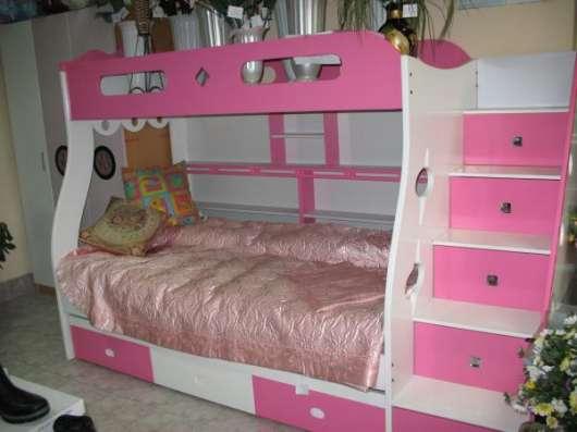 Двухъярусная кровать в г. Бахчисарай Фото 1