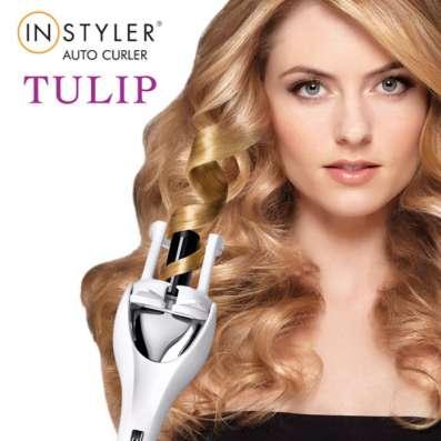 Стайер для волос InStiler Tulip