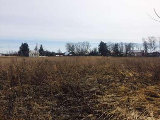 Продается земельный участок 10 соток в д. Кукарино, Можайский р-он,100 км от МКАД по Минскому и Можайскому шоссе.