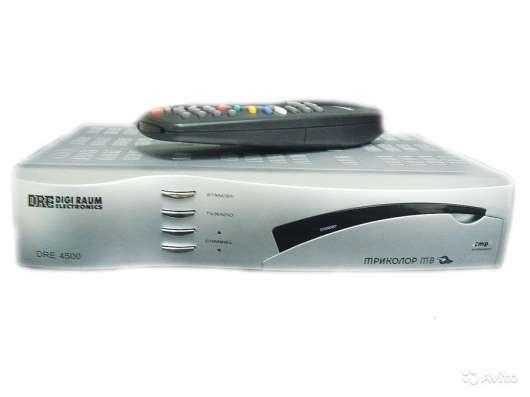 Триколор обмен ресиверов на новые HD
