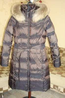 куртку натуральный пух пуховик
