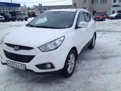 автомобиль Hyundai ix35, цена 873 000 руб.,в Белгороде Фото 5