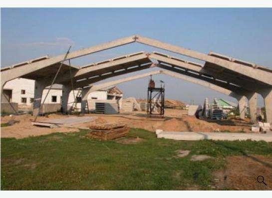 Строительство промышленных и холодильных складов в г. Самара Фото 2