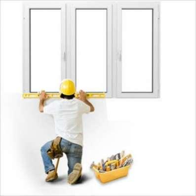 Окна ПВХ, евроокна, алюминиевые окна в Краснодаре Фото 1