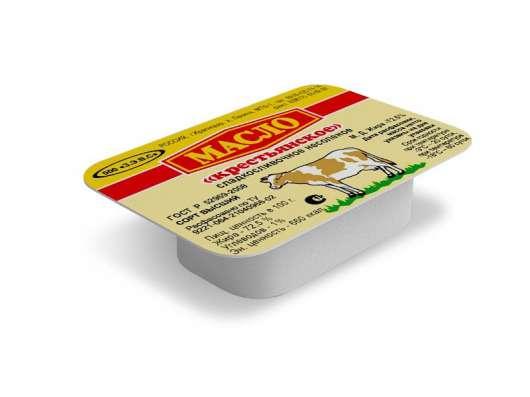Порционное Масло, Мед, Горчица