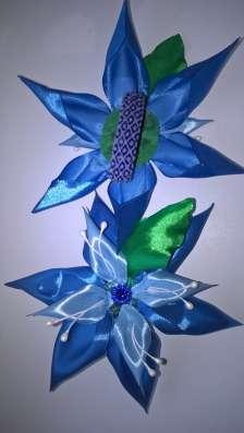 Продам цветы на резинке или заколке для вашего ребенка
